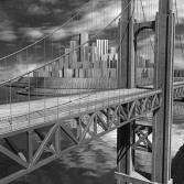 Hängebrücke I