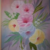 Blumengebinde  30x40