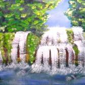 Wasserfall Waterfall