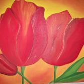 Tulpen   50x50