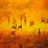 afrikan savanne