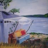 Lieblingsplatz im Sommer - Summer Hideaway Coastal Living