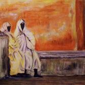 Frauen in Essaouira Marocco