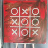 Abstrakt TicTacToe
