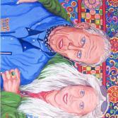 Peter & Sabine in Tibet