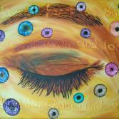 Schließe deine Augen und seh
