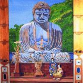 Buddha-Amida von Kamakura/Japan