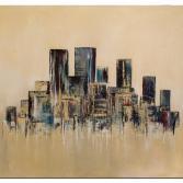 Wandbilder City Urban Stile
