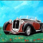 Horch Cabriolet