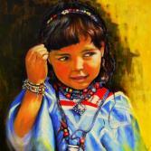 Die kleine Berberin