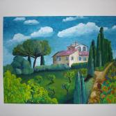 Haus in der Toscana