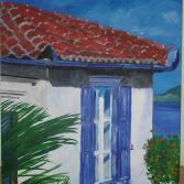 Haus auf Korfu