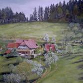 Frühling am Langenberg