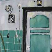 Das alte Badezimmer