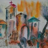 Dorf (Motiv Eckhard-Hoffmann)