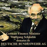 Schäubles Hobby