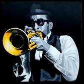 Jazz Trompeter Kenny Dorham