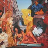 Venedig - Masken - Erotik