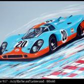 Porsche 917 Gulf-Porsche