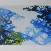 Stranddistel und abstrakte Muster 3/8