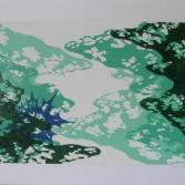 Stranddistel und abstrakte Muster 7/8