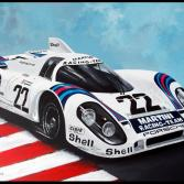 Porsche 917 K Martini Porsche