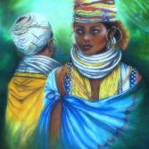 The Bondo women (2)