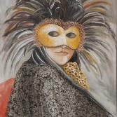 Venezianische Dame