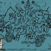 Graffiti for Cypress Hill