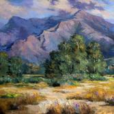 Tien Shan Berge