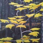 Gelbe Blätter