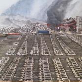 Tianijn,Apokalypse