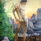 Götterbote Merkur