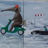 Tiere Nordpol