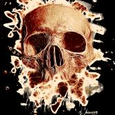 Rotten Skull  (reddish Version)