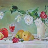 Wein, Blumen
