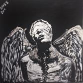 Chained Fallen Angel (SOLD)