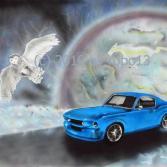 Mustang Spirit