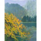 Herbst am Mummelsee