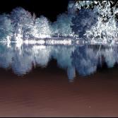 Nachtstimmung am See
