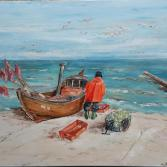 Der Küstenfischer