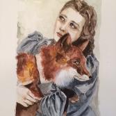 Fuchsmädchen