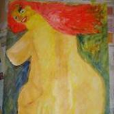 Rothaarige - The redhead