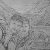 Im Nationalpark Jostedalen
