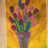 Lila Tulpen - Purple tulips