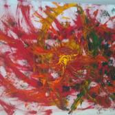 """Acrylgemälde """"Im Auge des Orkans"""""""