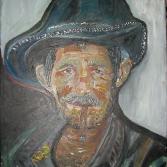 Kubaner mit Zigarillo