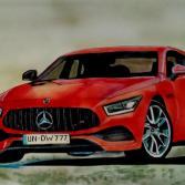 Mercedes GT 4