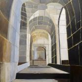 Gewölbe Escorial Madrid