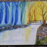 Wald am Fluss 2